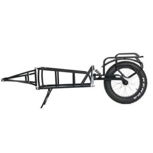 2020 QuietKat Cargo Trailer  Single Wheel