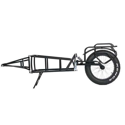 2020 QuietKat Cargo Trailer  Single Wheel