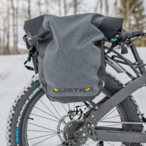 2020 Quietkat Pannier Bag Single Bag
