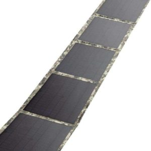 BAKCOU 200 Watt Solar Panel for Electric Hunting Bikes