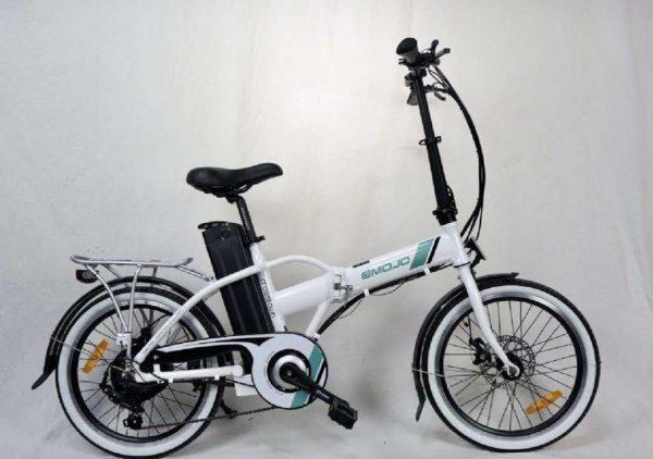 Emojo Crosstown Electric Folding Bike