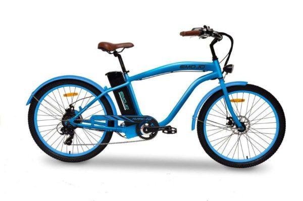 Emojo Hurricane Beach Electric Cruiser Bike