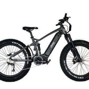 Jeep eBike powered by QUIETKAT