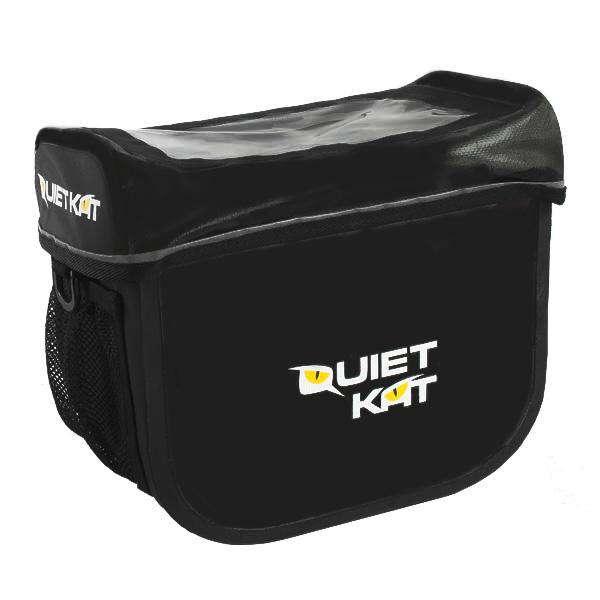 QuietKat Front Handlebar Dry Bag