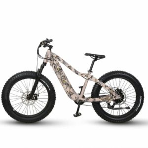 QuietKat Warrior Electric Hunting Bike