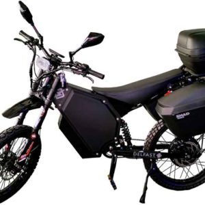 Electric Bike Delfast Top