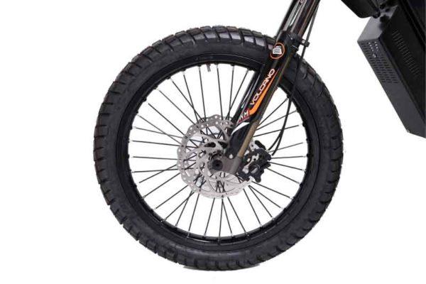 Electric Bike Delfast Top