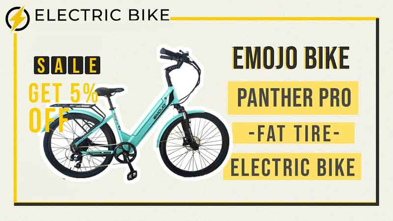 Review Emojo Panther PRO 48V 500W Fat Tire