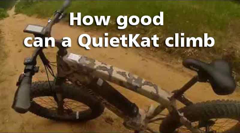 QuietKat climb