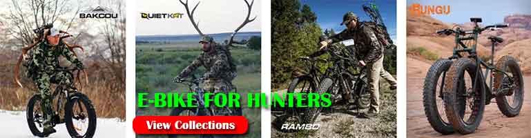 ebike for hunter
